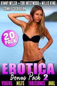 Erotica Bonus Pack 2 – Virgins MILFs Threesomes Anal : 20-Pack Virgin MILFS Threesome Anal