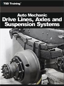 Auto Mechanic - Drive, Lines, Axles and Suspension Systems (Mechanics and Hydraulics)
