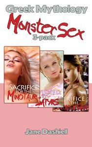 Greek Mythology Monster Sex 3-pack