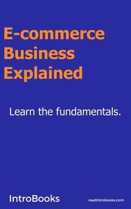 E-commerce Business Explained