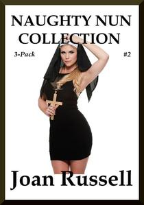 The Naughty Nun Collection 3-Pack #2