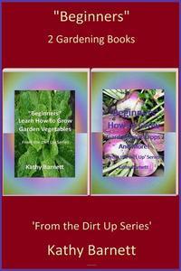 """""""Beginners""""  2 Gardening Books"""