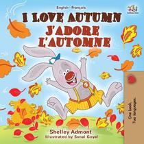 I Love Autumn J'adore l'automne