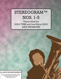 STEREOGRAM NOS. 1-5