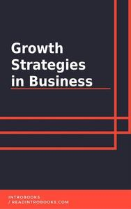 Growth Strategies in Business