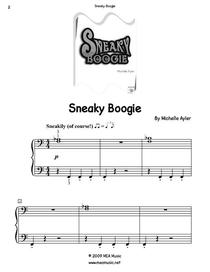 Sneaky Boogie