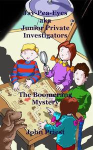 Jay-Pea-Eyes aka Junior Private Investigators