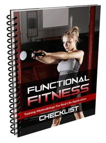 Functional Fitness Checklist