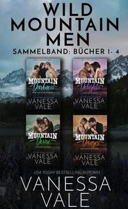 Wild Mountain Men Sammelband - Bücher 1 - 4