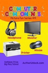 Computer Components - Picture Fun Series