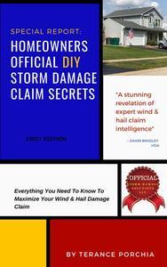 DIY Storm Claim Secrets