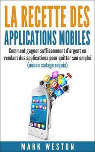 La recette des applications mobiles
