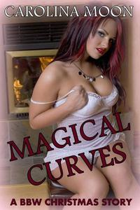 Magical Curves: A BBW Christmas Story
