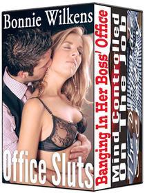 Office Sluts: Three Stories
