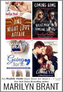 The Mirabelle Harbor Series Boxed Set: Books 5 - 7 Plus Bonus Romance