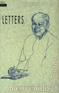 Letters: Book One