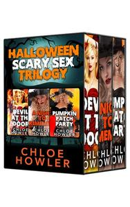 Halloween Scary Sex Trilogy (3 Story Pack)
