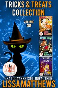 Tricks & Treats Collection: Magic and Mayhem Universe