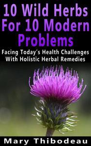 Ten Wild Herbs For Ten Modern Problems