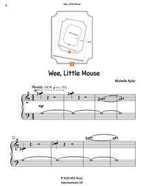 Wee, Little Mouse