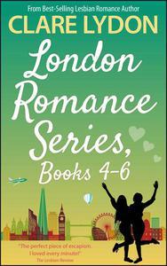 London Romance Series Boxset, Books 4-6
