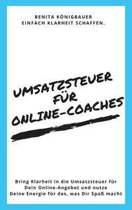 Umsatzsteuer für Online-Coaches