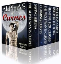 Alphas & Curves: The BBW & Werewolf Box Set (7 Book Bundle)
