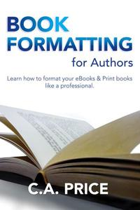 Book Formatting for Authors