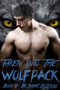 Taken Into The Wolfpack Book #2