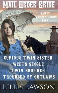 Curious Twin Sister Meets Single Twin Brother Troubled By Outlaws