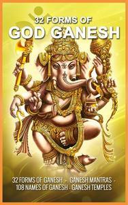 32 Forms of God Ganesh