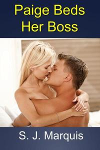 Paige Beds Her Boss