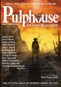 Pulphouse Fiction Magazine Issue #2