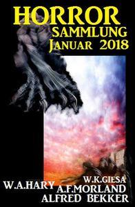 Horror-Sammlung Januar 2018