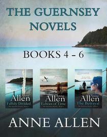 The Guernsey Novels : Books 4-6