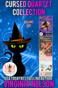 Cursed Quartet Collection: Magic and Mayhem Universe
