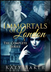 Immortals of London (The Complete Series)