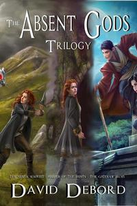 The Absent Gods Trilogy-Boxed Set