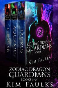 Zodiac Dragon Guardians Boxed Set Books 1-3