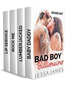 Billionaire Bad Boys Complete Boxed Set