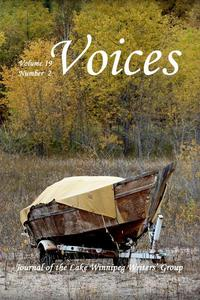 Voices, Volume 19, Number 2