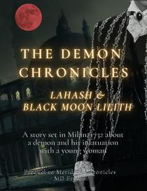 The Demon Chronicles: Lahash & Black Moon Lilith
