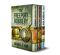 The Travelers Series Books 4-6: The Freeport Robbery, The Kidnap Victim, and The Murder Run