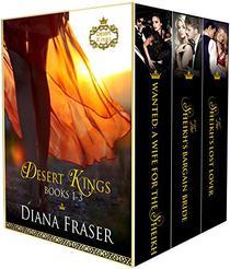 Desert Kings Boxed Set: Books 1-3