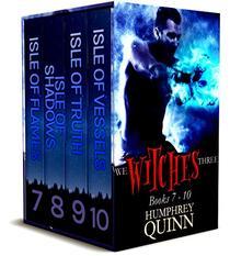 We Witches Three Books 7-10
