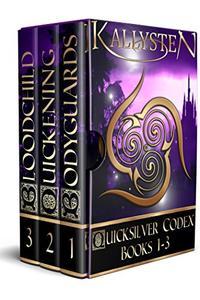 QuickSilver Codex - Books 1-3