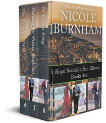 Royal Scandals: San Rimini Boxed Set (Books 4 - 6)