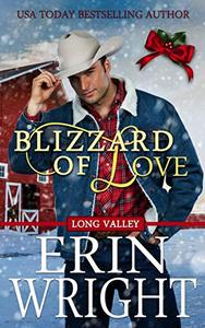 Blizzard of Love: A Western Holiday Romance Novella