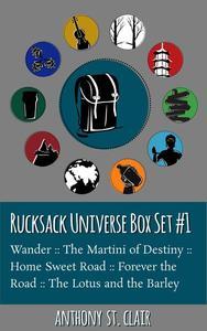 Rucksack Universe Box Set #1: A Rucksack Universe Collection