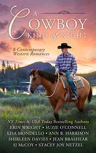 A Cowboy Kind of Night: 8 Contemporary Western Romances